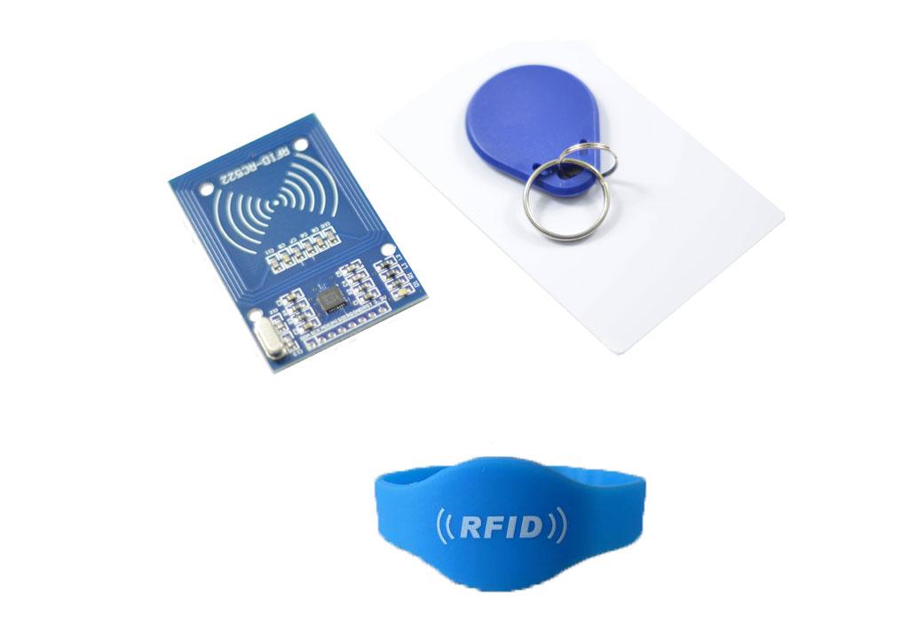تگ های RFID