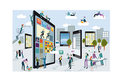 فناوری اینترنت اشیاء(IOT)